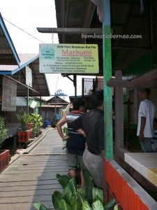 beads, Borneo, Bugis Cultural Centre, east kalimantan, Kaltim, Kampung Wisata Tenun, Kota tepian, Mahakam river, Masjid Shirathal Mustaqiem, oldest mosque, rumah adat, Samarinda Seberang, Sarong, tourism, tourist attraction, traditional weaving, travel guide,