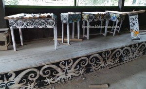 wooden xylophone, adventure, authentic, wisata budaya, culture, Suku Dayak, east kalimantan, Ethnic, indigenous, Kongbeng, Kutai Timur, Makmur Jaya, native, Tourism, tribal, Wahau, Balai Adat Luung Baun, customs hall,
