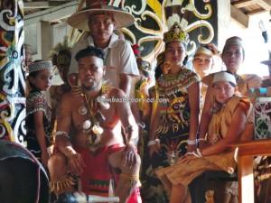 Indonesia, Borneo culture, Ethnic, Pesta Irau, indigenous, Lamin Adat Adjang Lidem, Kota Malinau Selatan Hilir, native, Obyek wisata budaya, longhouse, Suku Dayak, Tourism, tourist attraction, traditional, tribal, tribe, travel,