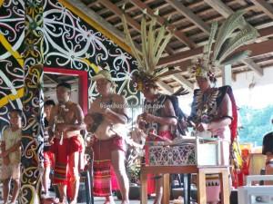 authentic, Borneo culture, Ethnic, Irau Festival, indigenous, North Kalimantan Utara, Lamin Adat Adjang Lidem, longhouse, Malinau Selatan Hilir, native, orang asal, Tourism, tourist attraction, travel guide, tribal, tribe, village,