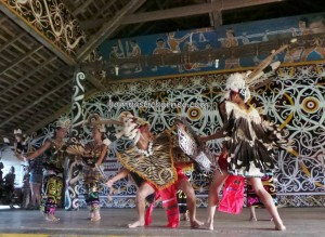 authentic, cultural dance, event, indigenous, Lamin Adat Adjang Lidem, longhouse, Selatan Hilir, native, Obyek wisata budaya, orang asli, Suku Dayak Kenyah, Tourism, tourist attraction, traditional, tribal, tribe, travel