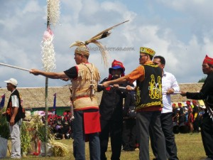 Indonesia, authentic, culture, HUT, Irau Festival, Kota Malinau, totem pole, native, North Kalimantan, Obyek wisata budaya, Orang Ulu, pesta adat, Suku Dayak Lundayeh, Tourism, tourist attraction, traditional, travel guide,