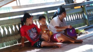 adventure, authentic, Bulungan, culture, Ethnic, longhouse, nomadic aboriginal people, orang asli, lamin, primitive, Punan Merungau, Sekatak, Suku Dayak, traditional, travel, tribal, village
