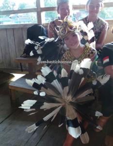 authentic, Desa Setulang, Ethnic, culture, indigenous, Lamin Adat Adjang Lidem, longhouse, Selatan Hilir, native, orang asli, Suku Dayak Kenyah, tourism, traditional, travel guide, tribal, tribe, Irau festival,