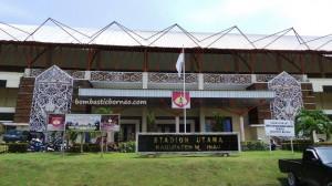 Stadium, adventure, Borneo, culture, Ethnic, event, Irau Festival, HUT, indigenous, native, Obyek wisata, budaya, pesta adat, Suku Dayak, Tourism, tourist attraction, traditional, travel guide,