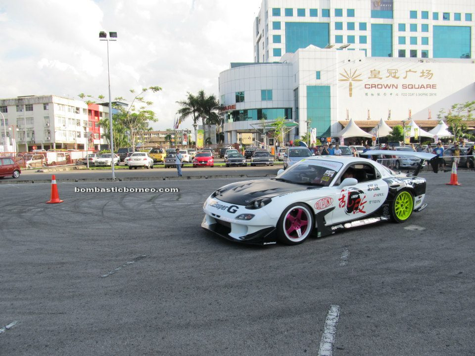 auto motor, autokhana, automobile, autoshow, drift, car modification, modified, competition, festival, Borneo, sports car