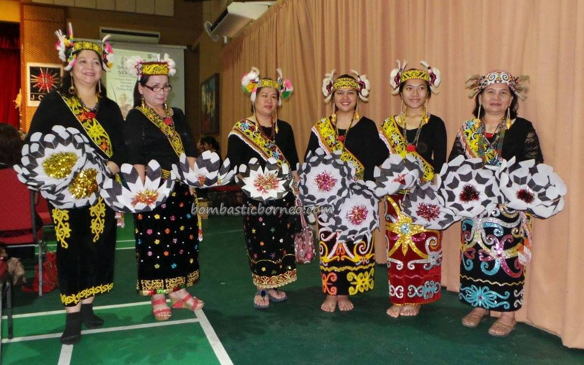 authentic, culture, Ethnic, native, event, JOAS, Perayaan, Orang Asal Sedunia, International, World's, Kuching, malaysia, DBNA, Sabah, tourist attraction, traditional, tribal,
