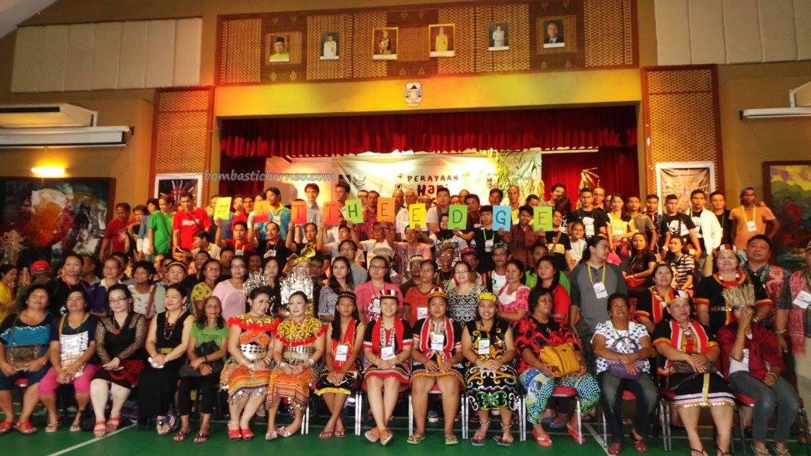 authentic, Dayak Bidayuh, Iban, Kenyah, Kadazan, culture, native, event, Jaringan Orang Asal, Perayaan, Sedunia, PHOAS, Borneo, Sabah, Kuching, traditional, tribe,