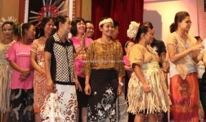 authentic, Dayak Bidayuh, Iban, Kenyah, Kadazan, culture, native, event, Jaringan Orang Asal, Perayaan, Sedunia, PHOAS, Borneo, Sabah, rungus, traditional, tribe,