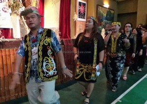 authentic, Dayak Bidayuh, Iban, Kenyah, culture, Ethnic, native, Perayaan, PHOAS, International, World's Indigenous People Day, Borneo, DBNA, traditional, tribal, tribe, Sabah,