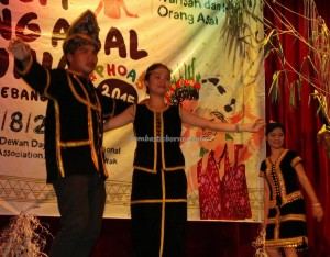 authentic, rungus, ethnic, event, Jaringan, Perayaan, PHOAS, International, World's Indigenous People, Borneo, Kuching, malaysia, DBNA, traditional, tribal, tribe,