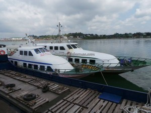 Feri, Ferry ride, International Border crossing, Borneo, wharf terminal, Imigrasi, Immigration checkpoint, information, Sabah, Tawau, Tourism, tourist attraction, crossborder, transborder, Transportation, travel guide, Malaysia,