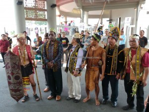 Kuching, Malaysia, Dayak, culture, Ethnic, native, Jaringan, PHOAS, International World's Indigenous People Day, Borneo, Sabah, traditional, tribal, tribe, orang asli,
