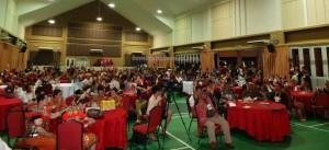 authentic, Dayak Bidayuh, culture, Ethnic, native, event, Jaringan, JOAS, PHOAS, International, World's Indigenous People Day, Borneo, Sabah, Kuching, DBNA, traditional,
