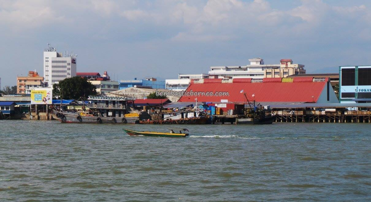 Boat ride, Border crossing, Ferry, Imigrasi, Immigration checkpoint, information, North Kalimantan Utara, Kota Tarakan, international, Pelabuhan, port, tourist attraction, crossborder, transborder, Transportation, travel guide, Indonesia