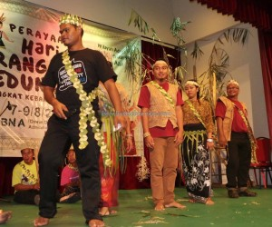 authentic, Dayak, Jaringan, JOAS, Perayaan Hari Orang Asal Sedunia, PHOAS, International day, World's Indigenous People, Borneo, Sabah, Sarawak, Semenajung, tribal, tribe,