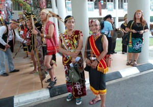 authentic, Dayak Bidayuh, Iban, Kenyah, culture, Ethnic, event, Jaringan, Perayaan Hari Orang Asal Sedunia, International Day, Borneo, Sabah, Kuching, Sarawak, traditional, tribal, tribe,