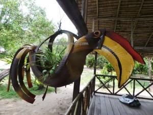Batik painting, beach, crab catching, family vacation, fishing, getaway, holiday, Kampung Laya-Laya, Tuaran, nature, outdoors, Tourism, tourist attraction, water sports, 度假, 斗亚兰, 沙巴, 龍尾湾