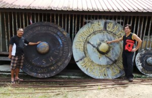 adventure, authentic, culture, gong maker factory, village, kampung, Matunggong, Kudat, Kulintangan, musical instrument, native, Rungus, tourist attraction, traditional, tribal, tribe, 沙巴