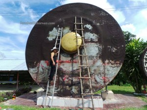 adventure, authentic, culture, gong maker, indigenous, village, Kraftangan Malaysia, Matunggong, Kudat, musical instrument, native, Rungus, Tourism, tourist attraction, traditional, travel guide, 沙巴