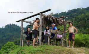 adventure, authentic, indigenous, Borneo Highlands, dayak bidayuh, native, homestay, Kampung, malaysia, padawan, nature, outdoors, sunrise, Tourism, traditional, tribal, tribe,