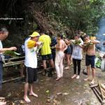 adventure, outdoor, nature, air terjun, authentic, bamboo bridge, Borneo Heights, dayak bidayuh, native, exotic delicacy, jungle trekking, rainforest, village, Kuching, tour guide, Tourism, traditional,