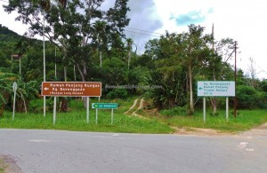 Accommodation, adventure, authentic, destination, backpackers, destination, homestay, Kampung Bavanggazo, Borneo, native, orang asal, rumah panjang, Rungus, tourism, traditional, travel guide, village
