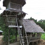 accommodation, Special lodging, authentic, backpackers, culture, homestay, Kampung Bavanggazo, malaysia, Borneo, Matunggong, native, rumah panjang, tourist attraction, traditional, travel guide, tribal, tribe,