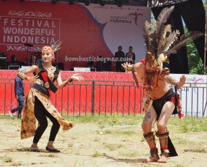transborder, Tribal, dayak, Ethnic, event, indigenous, Traditional, Borneo, Obyek wisata, Sajingan Besar, Tourism, tourist attraction, travel guide, Festival Wonderful Indonesia, Aruk, perbatasan,