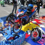 competition, Auto Show, scooters, sports, motorbike, motorcycle, automobile, automotive technology, customized vehicles, event, Borneo, Kuching, Malaysia, Matang Jaya, 马来西亚, 摩托车