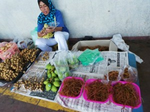 authentic, backpackers, destination, malaysia, indigenous, native, ethnic, Rungus tribe, pasar, seafood, food court, Tip of Borneo, Tomborungan, Tourism, travel guide, 古达, 沙巴