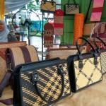 aboriginal, ethnic, crafts exhibitions, handmade, Kraftangan, dayak motif, event, festival, Kuching Waterfront, Malaysia, Borneo, souvenir, Tourism, rattan weaving, rotan, tribal, tribe