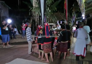 authentic, Indigenous, traditional, culture, ritual, event, backpackers, Dayak Bidayuh, Kuching, native, tribe, paddy harvest, thanksgiving, Kampung Serasot, Tourism, travel guide, 沙捞越,
