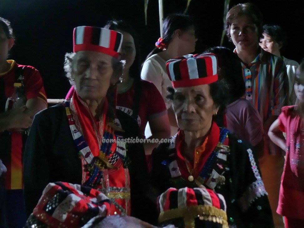 Kampung Serasot Gawai Padi Harvest Festival Sarawak Culture Bombastic Borneo