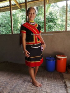 authentic, Indigenous, traditional, backpackers, Dayak Bidayuh, Borneo Heights, Kuching, Malaysia, culture, native, tribal, tribe, event, village, special tours, Tourism, 沙捞越,