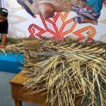 aboriginal, native, handicrafts, Kraftangan, culture, dayak motif, event, Kuching Waterfront, Malaysia, Penan, Rattan Basketry, rotan weaving, Tourism, travel guide, tribal, 沙捞越, 土著藤制手工艺品