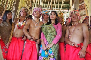 Indigenous, gawai event, culture, tribal, tribe, village, Dusun Sei Biang, West Kalimantan, Nyobak'ng, skull house, tengkorak, obyek wisata, Tourism, travel guide, traditional, crossborder, backpackers,
