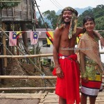 indigenous, traditional, backpackers, Dayak Bidayuh, Native, tribe, crossborder, Borneo, Bau, culture, ritual, Nyobeng event, Gawai festival, Kampung Kadek, Tourism, travel guide, 沙捞越,