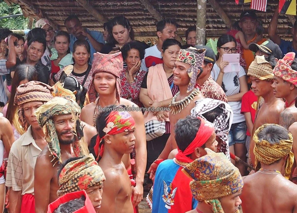 Gawai Bidayuh Gumbang Native Village Sarawak Malaysia Bombastic Borneo