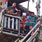 rumah adat, authentic, culture, native, tribe, tribal, gawai harvest festival, village, Desa Hli Buei, Bengkayang, Borneo, Obyek wisata, skull house, traditional, transborder, travel guide, tourism,