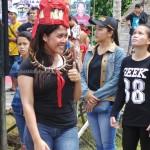 Backpackers, Indigenous, culture, budaya, dayak bidayuh, native, event, Nyobeng, harvest, village, Desa Hli Buei, Dusun Sebujit, Borneo, Indonesia, traditional, travel guide, tourism