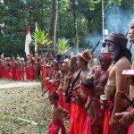 authentic, Indigenous, culture, native, tribe, tribal, ceremony, Nyobeng, paddy harvest festival, village, Siding, Bengkayang, Borneo, Indonesia, Kalimantan Barat, transborder, travel guide,