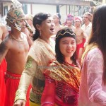 authentic, destination, Native, tribal, tribe, transborder, Borneo, Kuching, Malaysia, Nyobeng event, Paddy harvest festival, Kampung Gumbang, Kadek village, Tourism, tourist attraction, travel guide, 沙捞越,