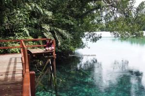 adventure, outdoor, nature phenomenon, hidden paradise, lake, backpackers, destination, Biduk-Biduk, Borneo, Tasik Dua Rasa, Obyek wisata alam, Tourism, tourist attraction, travel guide, freshwater, Useful information, holiday,