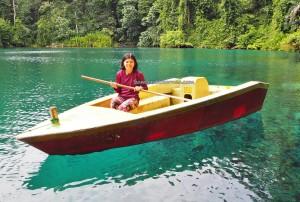 adventure, outdoor, nature phenomenon, holiday, hidden paradise, backpackers, destination, East Kalimantan, Danau Dua Rasa, Obyek wisata, Tourism, tourist attraction, travel guide, freshwater, saltwater, Labuan Kelambu,