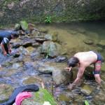 adventure, outdoor, nature, trekking, hiking, jungle, rainforest, Ban Buan Kukuot waterfall, backpackers, Borneo Highlands, village, Kuching, Tourism, tourist attraction, travel guide, 沙捞越瀑布
