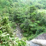 trekking, hiking, jungle, air terjun, Ban Buan Kukuot waterfall, backpackers, Highlands, native, Kampung Sadir, Kuching, Padawan, Malaysia, Tourism, tourist attraction, travel guide, 沙捞越瀑布