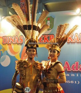 Beauty contest, Bujang Dara, authentic, Indigenous, culture, event, Dayak harvest festival, native, Borneo, West Kalimantan, Tourism, obyek wisata, traditional, travel guide, tribal, tribe,