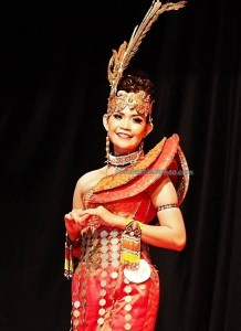 Beauty contest, Bujang Dara, authentic, Indigenous, culture, event, Dayak harvest festival, Ethnic, Borneo, Indonesia, West Kalimantan, Tourism, obyek wisata, traditional, tribal, tribe,