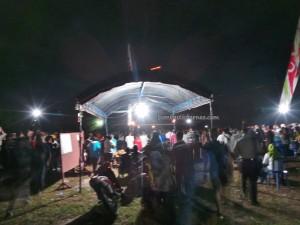 Fire Soccer, football, Lomba Sepak Sawut Apui, bola api, indigenous, Borneo, Palangkaraya, ethnic, tribe, native, obyek wisata, permainan tradisional, traditional games, sports, Suku Dayak, Tourist attraction,